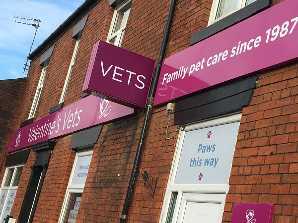 Welcome to Valentine Vets
